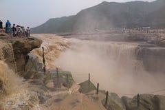 Huko-Wasserfall Lizenzfreies Stockbild