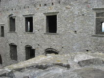Hukvaldy castle Stock Photography