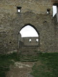 Hukvaldy castle Royalty Free Stock Photography
