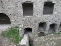 Hukvaldy ruins Royalty Free Stock Image