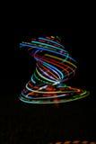 hula обруча вело торнадо Стоковые Фото