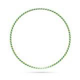 hula de cercle Photographie stock libre de droits