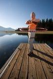 Hula del lago immagine stock libera da diritti