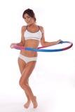 Hula hoop Stock Photo