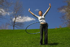 Free Hula Hoop Stock Images - 9330684
