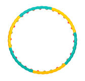 Hula hoop Royalty Free Stock Photo