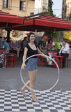 Hula Hoop Stock Photos