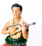 Hula Man Royalty Free Stock Image