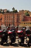Hulajnoga w Włochy Obrazy Royalty Free