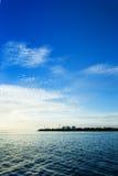 Hulhumale - le Maldive Fotografie Stock Libere da Diritti