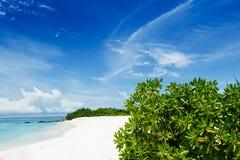 Hulhumale- Maldiverna Arkivbild