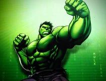 hulk Imagenes de archivo