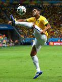 Hulk Coupe du monde 2014 Royalty Free Stock Images
