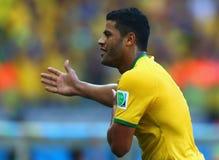 Hulk Coupe du monde 2014 Stock Images