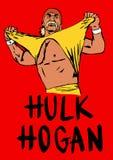 Hulk Hogan Foto de archivo libre de regalías