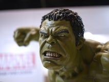 Hulk i hämnarna: Ålder av Ultron Arkivbild
