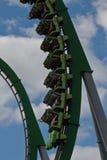 Hulk Roller Coaster Islands of Adventure Orlando Stock Photography
