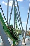 Hulk Roller Coaster Royalty Free Stock Photo
