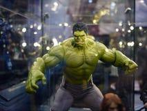 Hulk w mścicielach: Wiek Ultron Zdjęcia Stock