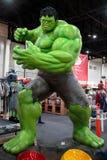 Hulk, Zdumiewa się super bohaterów Tajlandia, stojak dla promuje film przy Bangkok Zdjęcie Royalty Free