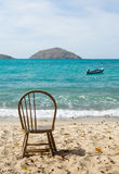 Hull Bay Beach scene St Thomas USVI Stock Photography