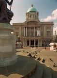 Hull City Hall Royalty Free Stock Photos