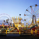 Hull Fair Royalty Free Stock Photography