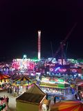 All the fun at the Fair royalty free stock photography