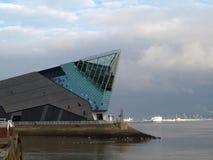 Hull Marina And Walking Along The River Humber And Docks. Royalty Free Stock Image