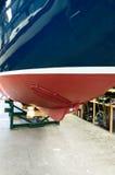 Hull van een schip Royalty-vrije Stock Foto's