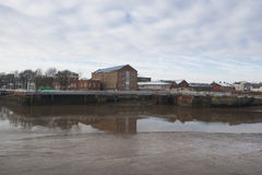 Hull view Royalty Free Stock Images