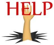 Hulp vector illustratie