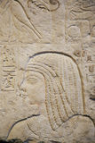 Hulp van het Oude Graf van Egypte Stock Afbeelding
