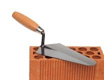 Hulpmiddel en bouwmaterialen Stock Foto