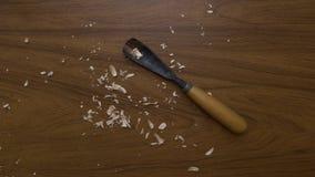 Hulpmiddel om woodcarving Royalty-vrije Stock Afbeeldingen