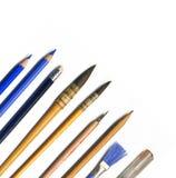 Hulpmiddelen voor tekening Royalty-vrije Stock Afbeelding