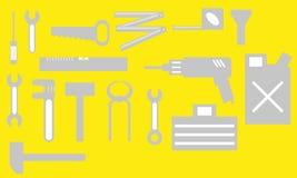 Hulpmiddeleninstrumenten Stock Afbeelding