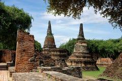 Hulpstandbeeld van Wat Phra Si Sanphet Stock Foto
