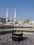 Hulst Kaaba Royalty-vrije Stock Afbeeldingen