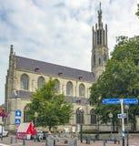 Hulst Zeeuws Vlaanderen, Nederländerna arkivfoton