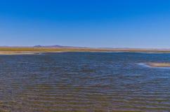 Hulun jezioro Fotografia Royalty Free