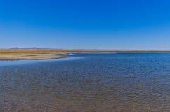 Hulun jezioro Obraz Royalty Free