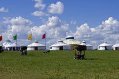 Hulunbuir Pasture Land Stock Images