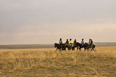 The hulunbuir prairie Royalty Free Stock Photography
