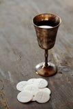 Huly communion obraz stock