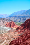 Humahuaca Valley Stock Image