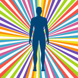 The Human Body stock illustration