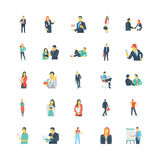 Human Color Vector Icons 12. You will be able to use these Building Vector Icons for a huge variety of works with the different types of architecture from Royalty Free Stock Photo