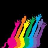 Human diversity Stock Image