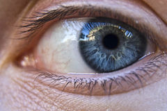 Human eye Stock Photos